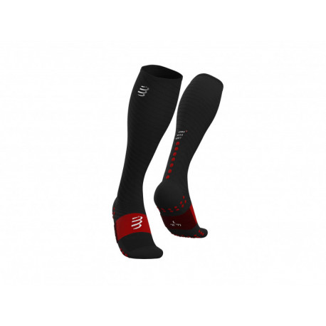 COMPRESSPORT FULL SOCKS DETOX RECOVERY BLACK