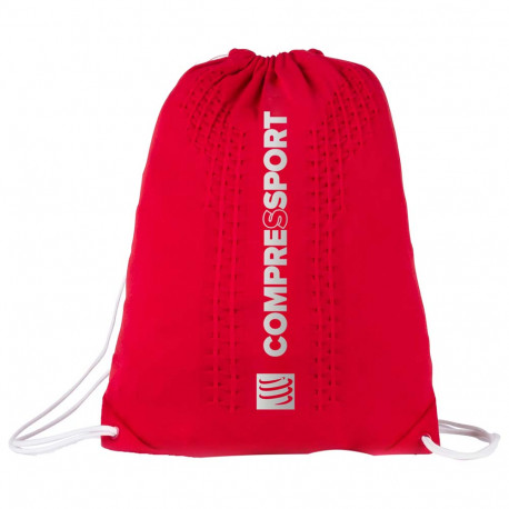 COMPRESSPORT ENDLESS BACKPACK RED