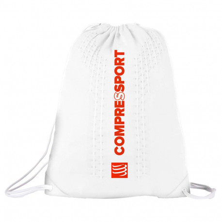 COMPRESSPORT ENDLESS BACKPACK WHITE