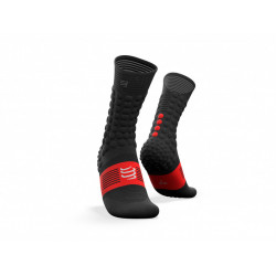 Compressport Pro Racing Socks V3.0 Winter Bike Black