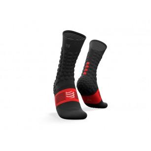 Compressport Pro Racing Socks V3.0 Winter Bike Black