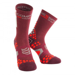 Compressport Bike Socks V2.1 Burgundy