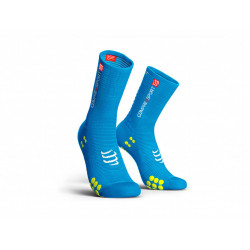 Compressport ProRacingSocks V3.0 Bike Ice Blue