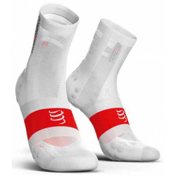 Compressport Pro Racing Socks V3.0 Ultralight Bike White