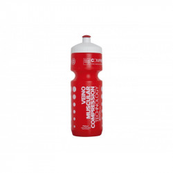Compressport Cycling Bottle 750 ml red white