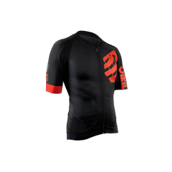 Compressport On Off Cycling Maillot Shirt Black