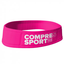 Compressport Free Belt Limited Edition w pink
