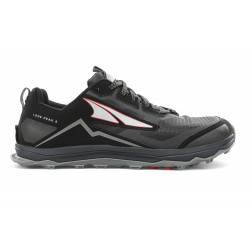 Altra Lone Peak 5 Dark Slate Red