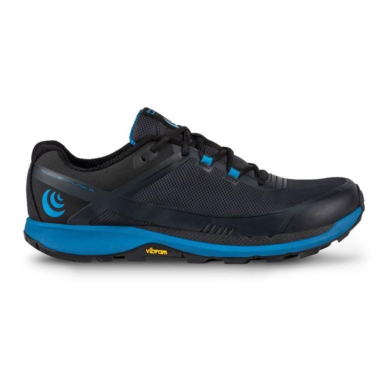 Topo Athletic Runventure 3 Black Blue