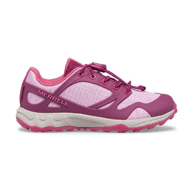 Merrell Kids Altalight Low Waterproof Brick Pink