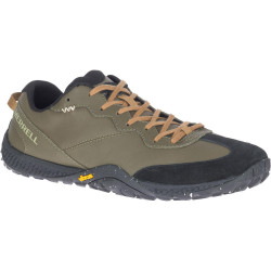 Merrell Trail Glove 6 leather olive