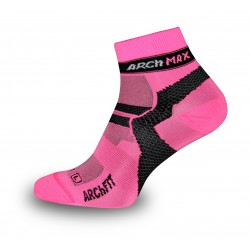 Arch Max Ungravity Socks Short Pink