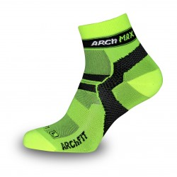 ARCH MAX SOCKS ULTRALIGHT SHORT YELLOW