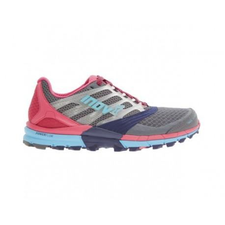 INOV-8 TRAILTALON 275 W GREY BLUE PURPLE