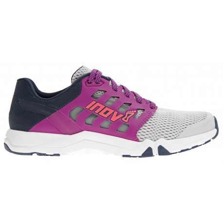 INOV-8 ALLTRAIN 215 LIGHT GREY PURPLE NAVY
