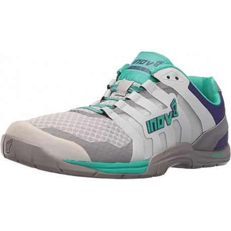 Inov-8 F-lite 235 v2 W Light Grey Teal Purple