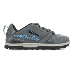 ALTRA KIDS LONE PEAK GRAY BLUE