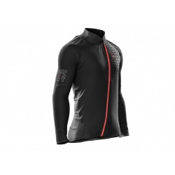 COMPRESSPORT HURRICANE WATERPROOF 10/10 BLACK