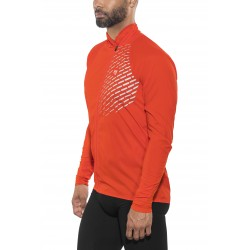COMPRESSPORT HURRICANE V2 JACKET RED