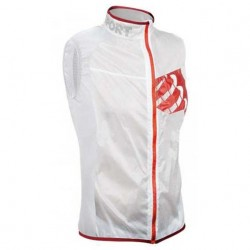 COMPRESSPORT HURRICANE VEST WHITE