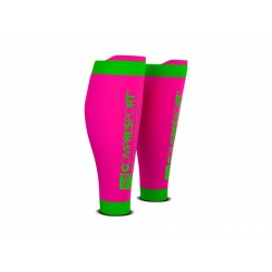 COMPRESSPORT R2 V2 FLUO PINK