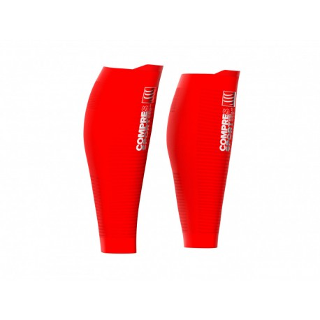 COMPRESSPORT R2 V2 OXYGEN RED