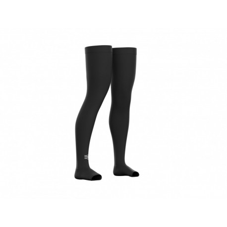 COMPRESSPORT TOTAL FULL LEG BLACK