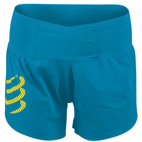 COMPRESSPORT OVERSHORT LTD MAN BLUE