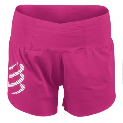 COMPRESSPORT OVERSHORT LTD WOMAN PINK