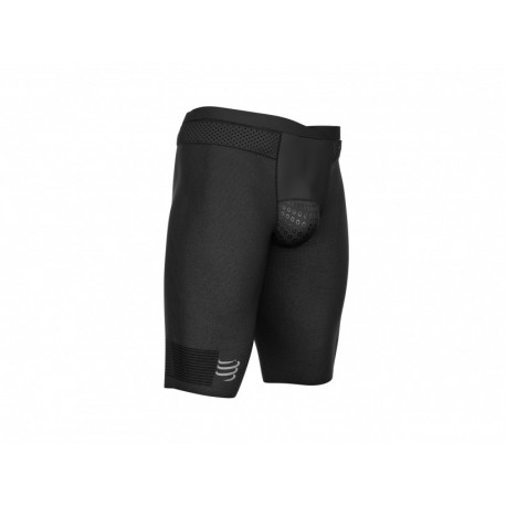 COMPRESSPORT TRIATHLON UC SHORT MAN BLACK
