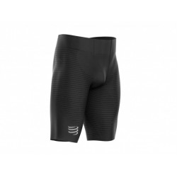 COMPRESSPORT OXYGEN UNDER CONTROL SHORT MEN BLACK