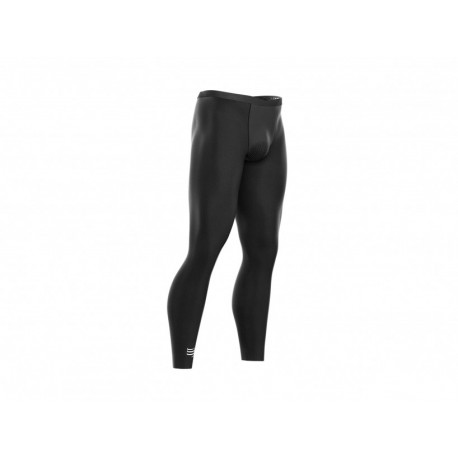 COMPRESSPORT FULL TIGHTS UNDER CONTROL BLACK