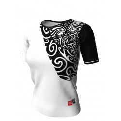 COMPRESSPORT TRAINING T-SHIRT W KONA17 POLYNESIAN